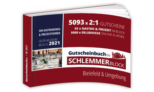 gutscheinbuch.de/ Schlemmerblock Bielefeld